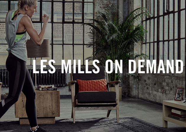 Vidéo à la demande LesMills